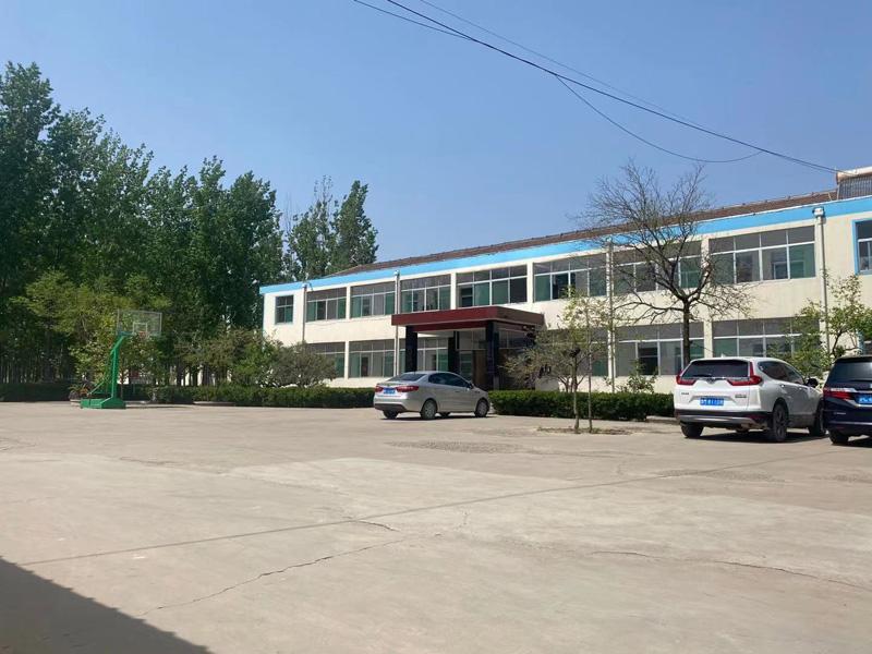 工厂门口和办公楼4